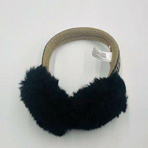 Michael Kors Faux Fur Earmuffs, Pre-Owned